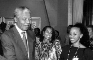 Nelson Mandela's Visit to the United States and Washington, D.C. (1990) By Sylvia I.B. Hill
