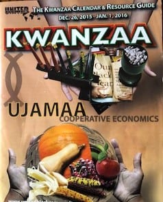 Kwanzaa in D.C. (1968 – present) By Baba Lumumba